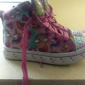 Twinkle toes girls shoes